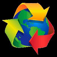 ícone responsabilidade ambiental