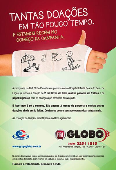 Responsabilidade Social - Hospital Infantil