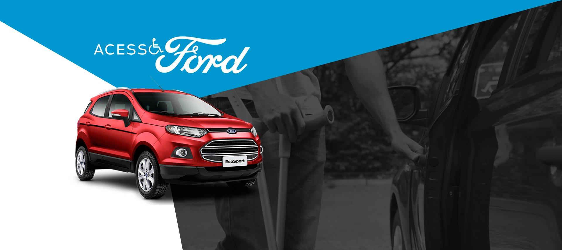 Programa acesso Ford