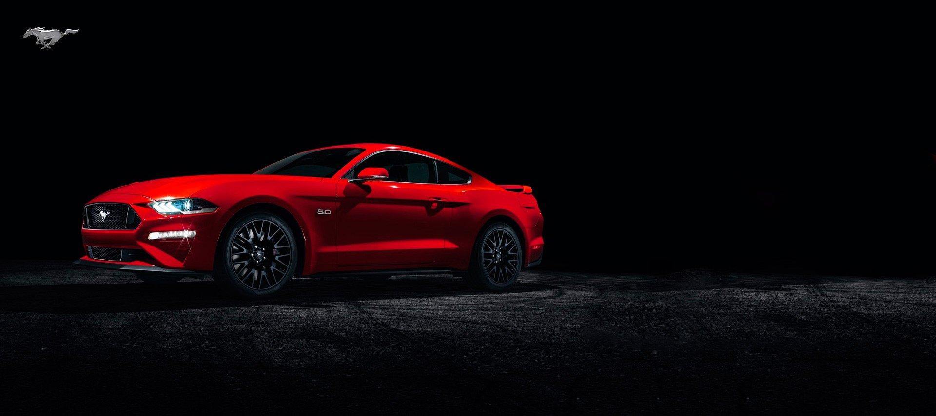Novo Mustang 2018