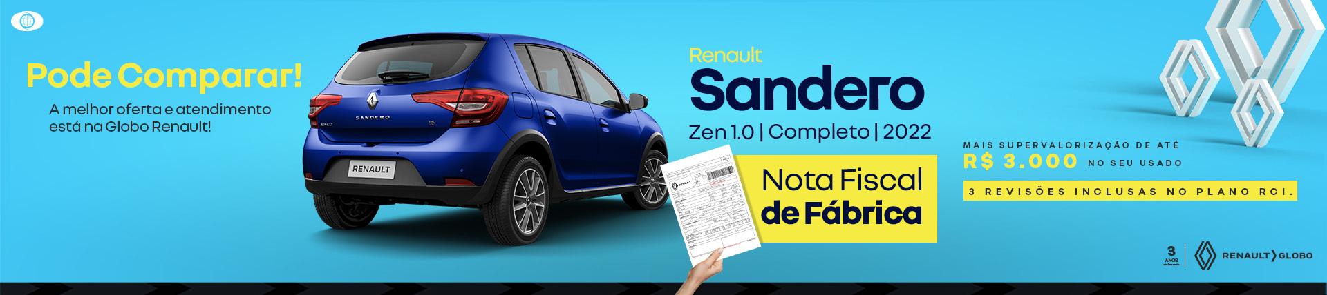 sandero 0721