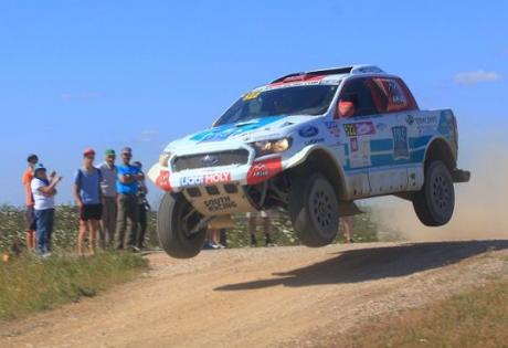 Baja Capital dos Vinhos 2017: Ricardo Porém quer levar o Ford Ranger à vitória