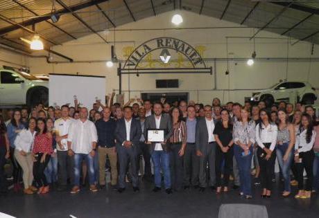 Globo Renault aplica metodologia voltada a melhorias contínuas