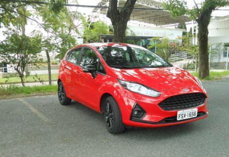 Confira a versão apimentada do Ford New Fiesta