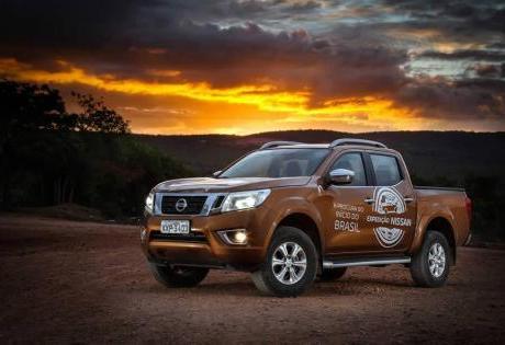 À procura do início do Brasil: Primeiro dia da Expedição Nissan