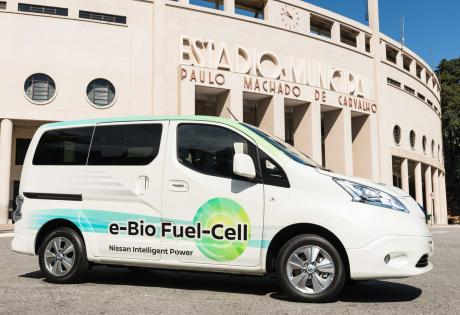 Nissan faz testes com carro elétrico SOFC no Brasil