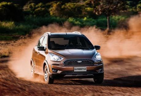 Ford com o carro do seu futuro