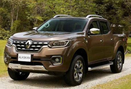 Renault Alaskan 2019 será Lançado no Brasil