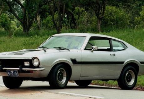 Clássico da Ford, o Maverick completa 45 anos no Brasil