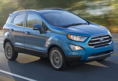 Ford Ecosport 2018 terá inédito motor três cilindros de 137 CV