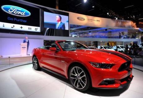 Ford Comemora 10 Milhões de Mustang Vendidos