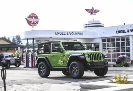 Motor Inédito do Jeep Wrangler chega em Março