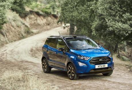 Ford EcoSport Bate Mais um Recorde de Vendas