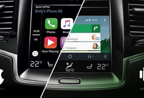 Android Auto e Car Play no Nissan March e Versa 2019