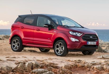 Ford EcoSport Esportivo sem Step pode ser Lançado no Brasil
