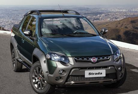 A Fiat Strada é a 17ª picape mais vendida no Mundo