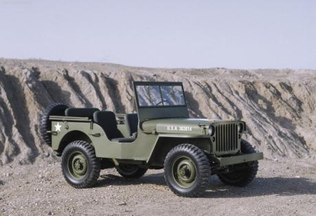 A História do Valente Ex-Combatente de Guerra: Jeep Willys