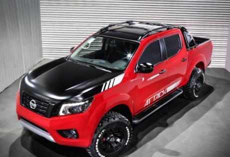 Versão Bruta da Nissan Frontier: Frontier Attack no Brasil