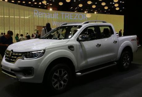 Uma das Principais Novidades para 2019: Renault Alaskan