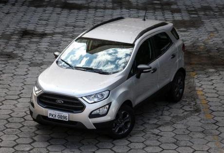 Ford EcoSport assume Liderança nas Vendas do Segmento