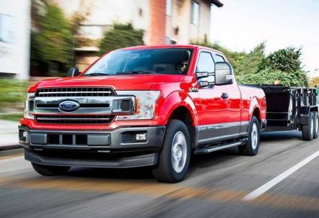Resultados positivos são apresentados com SUVs e Picapes pela Ford
