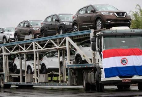 Kicks no Paraguai, Nissan começa com Exportação do SUV