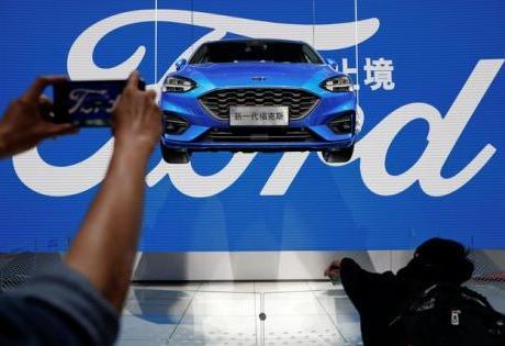 Ford e Baidu farão testes em carros autônomos