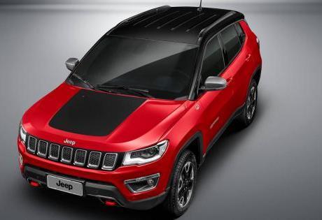 Jeep Compass entre os SUVs Recordistas de Outubro