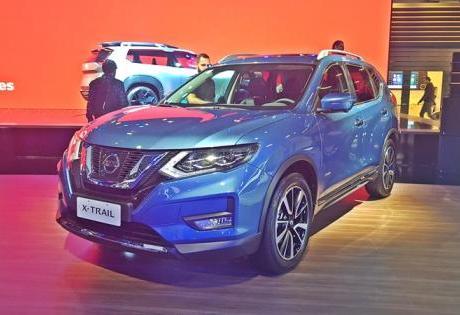 Nissan apresenta o X-Trail Hybrid para o Brasil