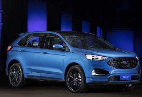 Ford já está com Pré-Venda do Novo Edge ST