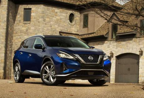 Novo Lançamento Luxuoso da Nissan, SUV Murano