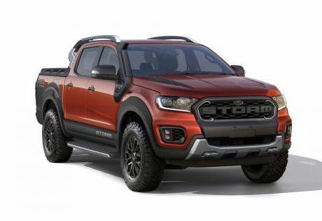 Ford Ranger Storm vai vir como alternativa à Raptor