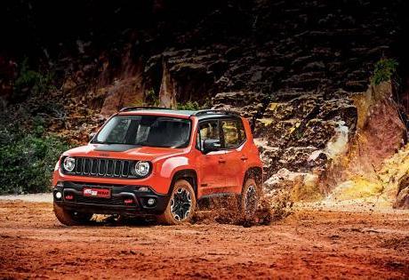 SUV Compacto Jeep Renegade é o Unico no Segmento com um Possante e Econômico Motor Turbodiesel