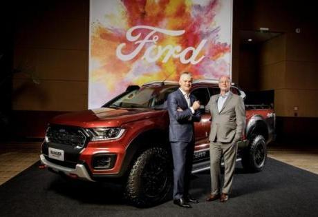 Ranger Storm é Confirmada pela Ford, Produção e Vendas para 2019