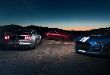 Novo Mustang Shelby GT500, o Carro mais Rápido já feito pela Ford