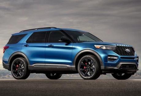 Inédita Plataforma de Tração Traseira, assim chega a Sexta Geração da Ford Explorer