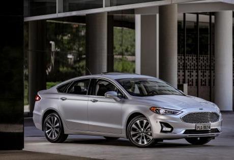 Atualização Visual no Novo Ford Fusion 2019