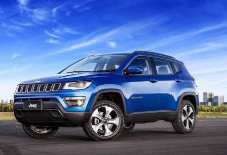 Compass, Renegade e Wrangler Híbridos devem ser mostrados em Março pela Jeep