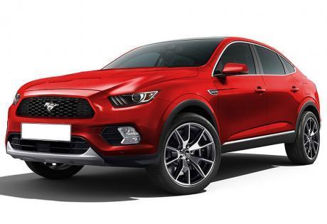 500 KM de Autonomia, assim será o SUV do Mustang Elétrico