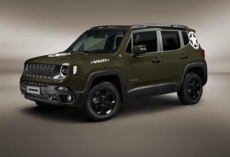 Pré-venda do Renegade Willys é iniciada pela Jeep