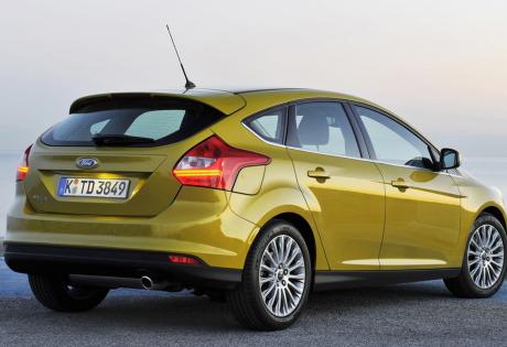 Ford Focus é o 8º modelo mais vendido no mundo no 1º semestre de 2017