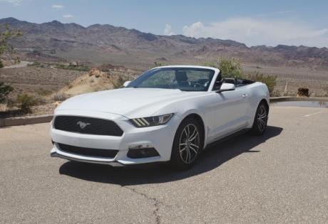 Ford quer Fazer Releitura das Siglas ST e SVO no Mustang
