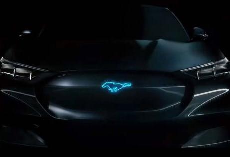 Mustang SUV, Será Primeiro Carro Elétrico da Ford