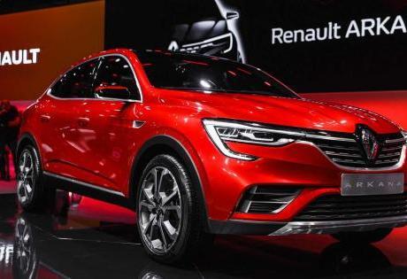 Primeiros Detalhes do Renault Arkana são Revelados