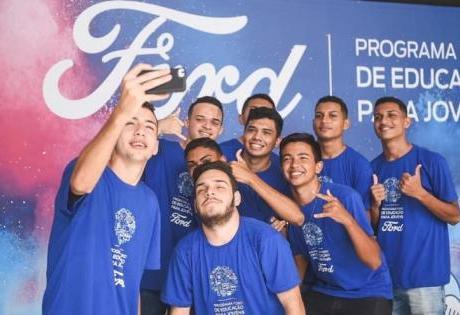 Programa de Educação para Jovens é Lançado pela Ford