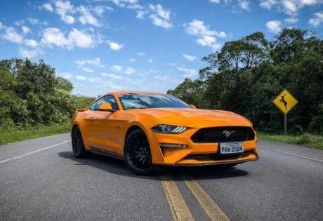Pela Quarta Vez, Mustang é o Esportivo mais Vendido do Mundo