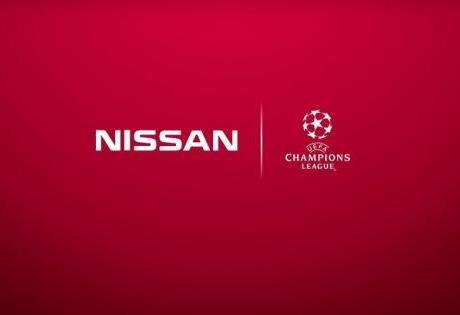 Quatro Pessoas na Final da UEFA Champions League, Promoção da Nissan