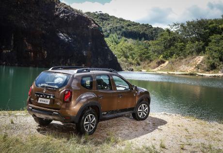 Nova Renault Duster ganha tração, estabilidade e câmbio CVT