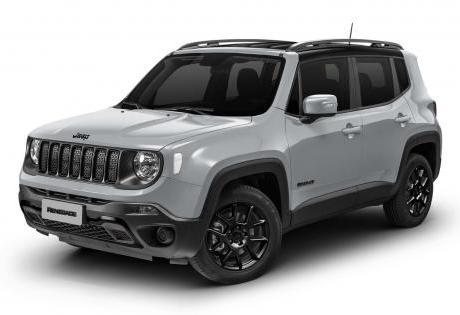Jeep Renegade com Novo Visual Dark