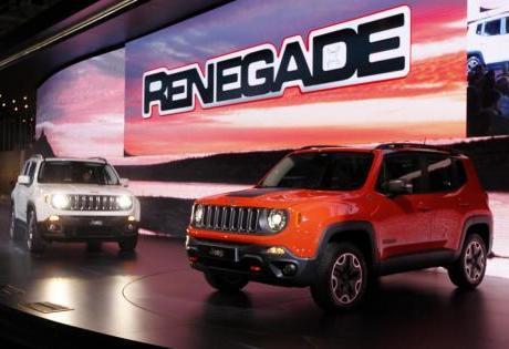 Crescimento de 155% nas Vendas da Jeep no Brasil